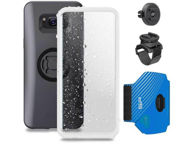 SP Connect Multi Activity Bundle S8+/S9+ black/transparent/blue
